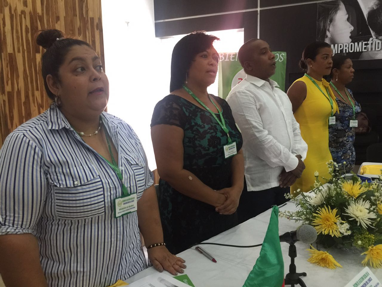 *SEGUNDO ENCUENTRO DE GESTORAS Y GESTORES SOCIALES DEL DEPARTAMENTO*