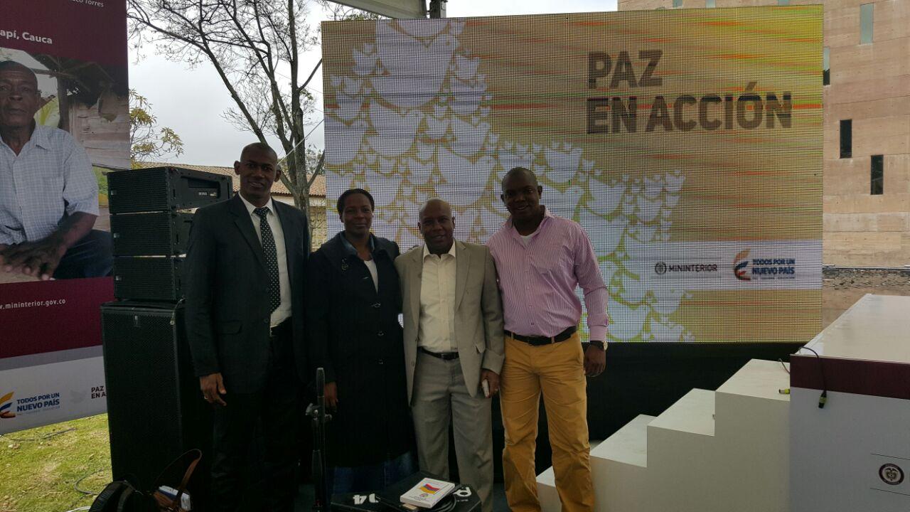 Istmina, uno de los municipios del Chocó que hace parte de la estrategia «paz en acción».